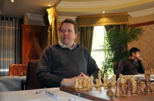 Nigel Short GM at Bunratty