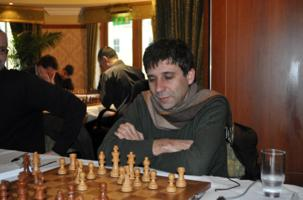 Luis Galego GM Portugal at Bunratty