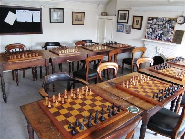 Dublin Chess Club