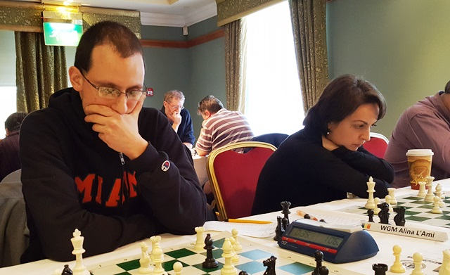 Matan Prilleltensky, USA at the Bunratty Masters