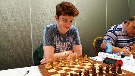 Conor O'Donnell, at the Irish Championship