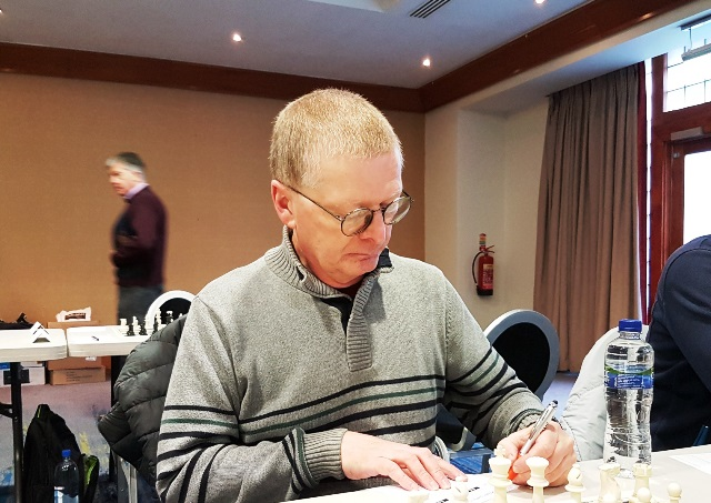 Kevin Butler, a regular at the Kilkenny Masters