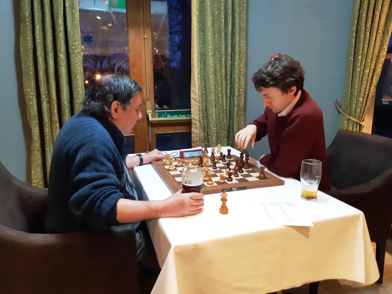 Bunratty Masters Blitz Play-off