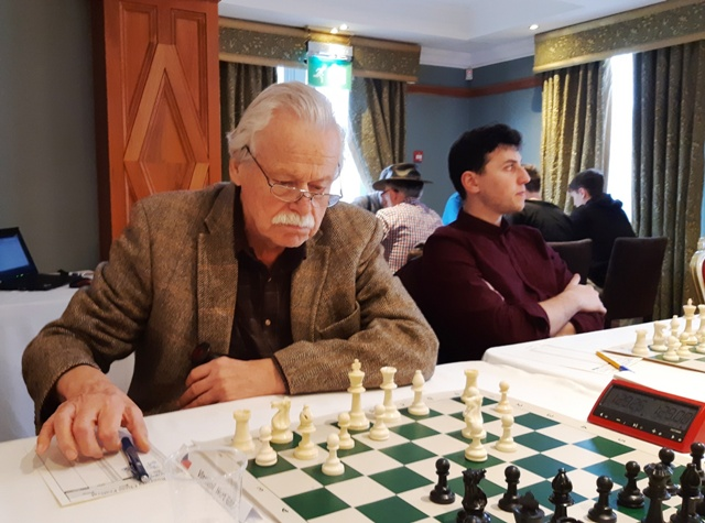 Vlastimil Hort GM at the Bunratty Masters